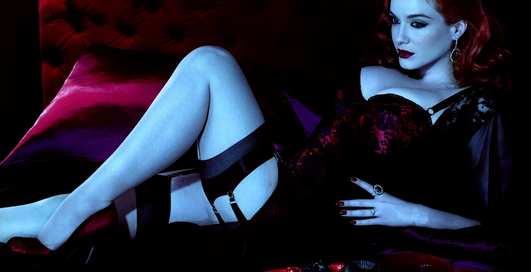 Кристина Хендрикс: лучшее тело сериалов