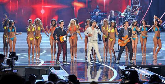 Мисс Америка 2013: цвет нации в бикини