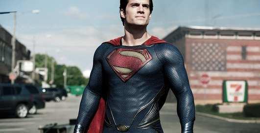 Раскрыт секрет тренировки Супермена