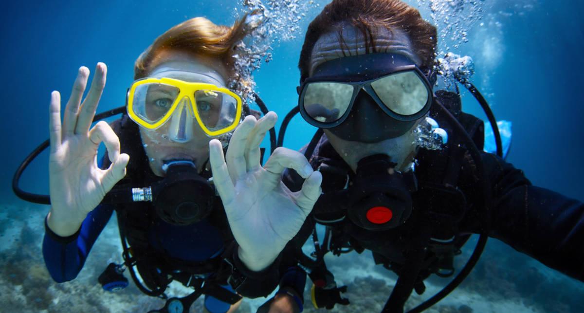 Давай, ныряй: ТОП-10 навыков дайвера
