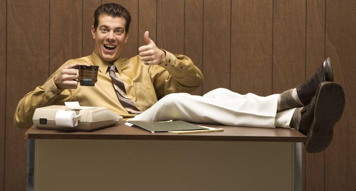 Обмани шефа: как выпить прямо на работе