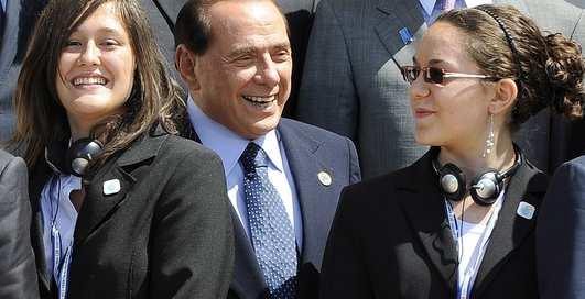 Берлускони попался: прощай, Казанова