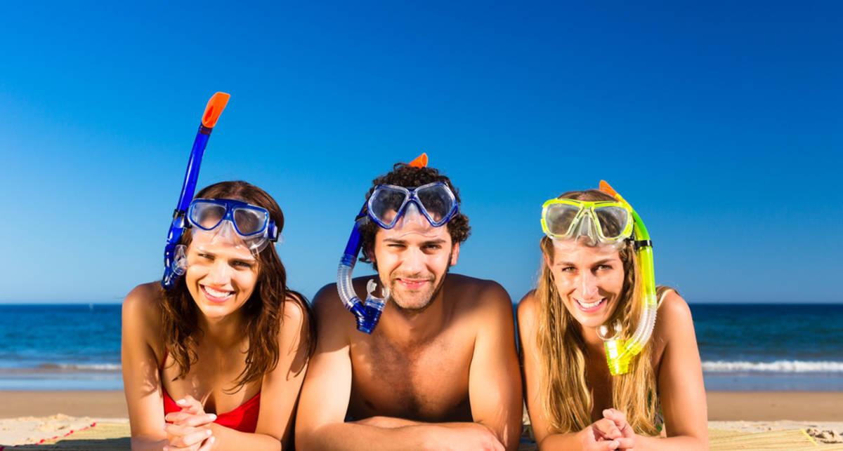 Безопасный дайвинг: 10 законов под водой