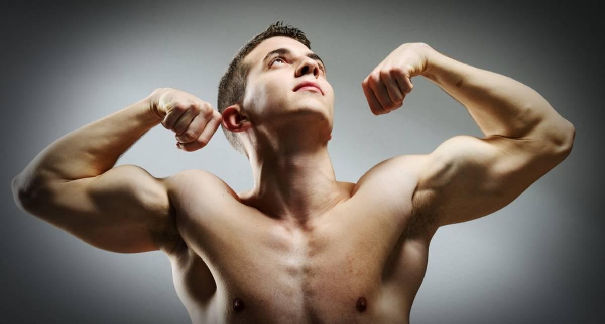 Бритая грудь: новый мужской тренд 2013