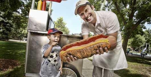 День горячей собачки: ТОП рецептов хот-дога для парня