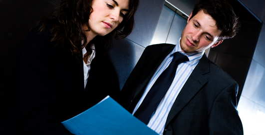 Интервью в лифте: как впечатлить босса за 60 секунд