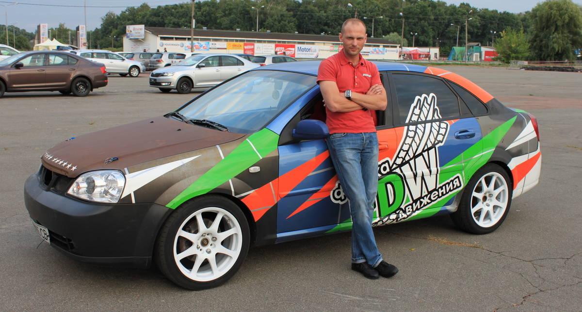 Стань Шумахером: уроки экстрим-вождения на MPORT