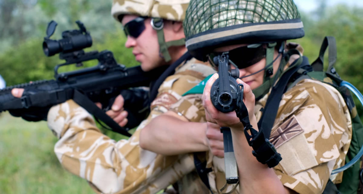 Как готовят к войне: секреты спецназа из Ирака