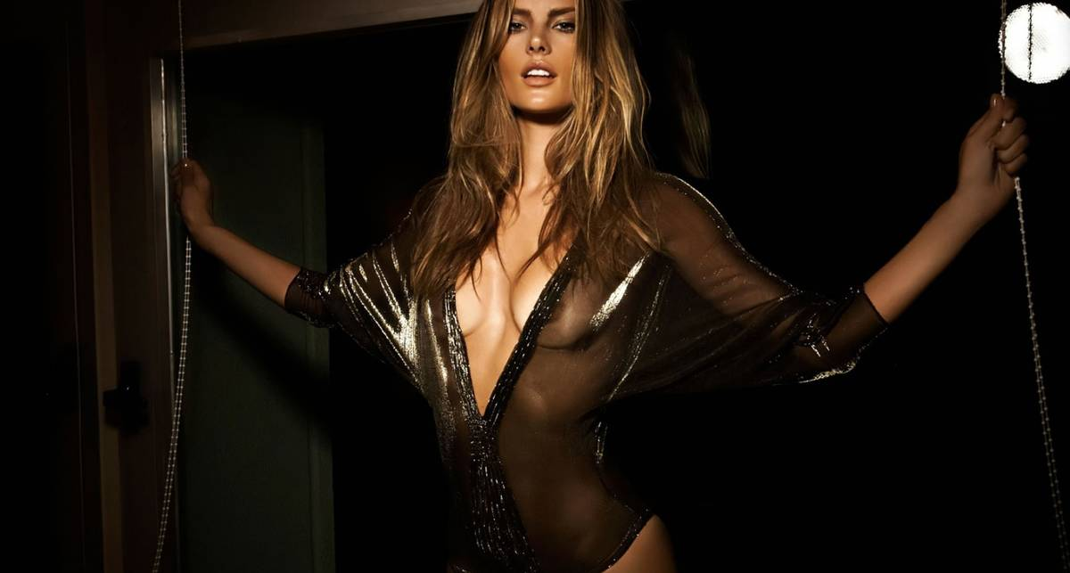 Лучшая модель Бразилии: как раздевается Амбросио