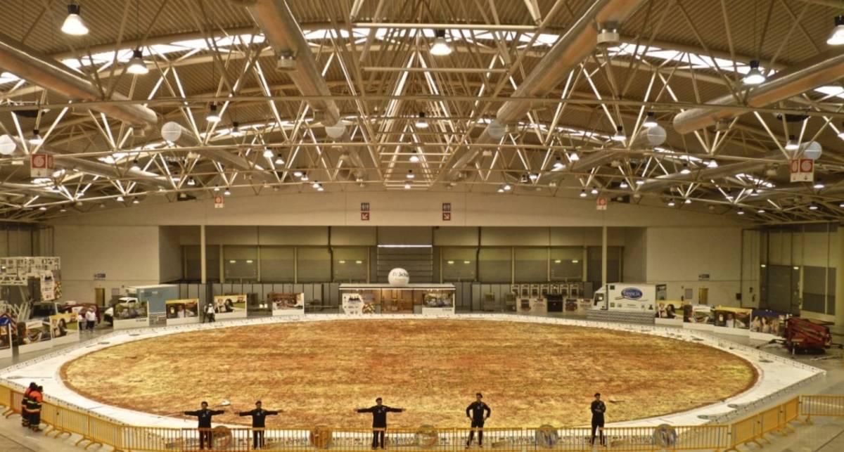 Съедобные гиганты: самая большая еда в мире