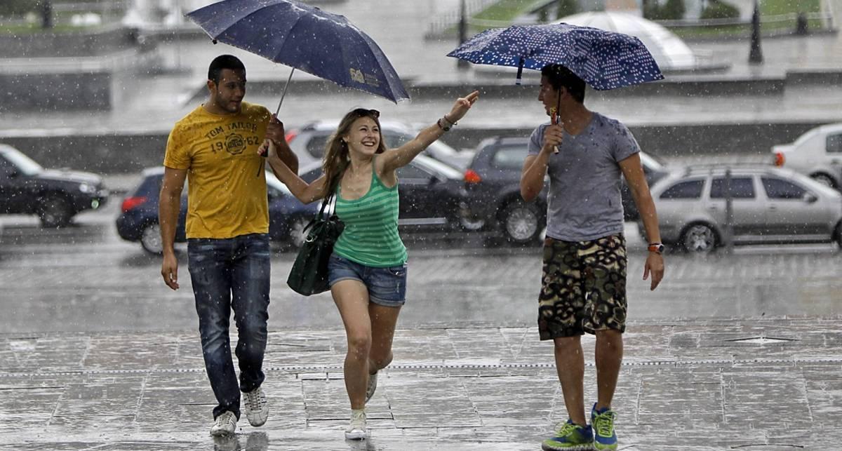 Влагостойкая защита: как не промокнуть осенью