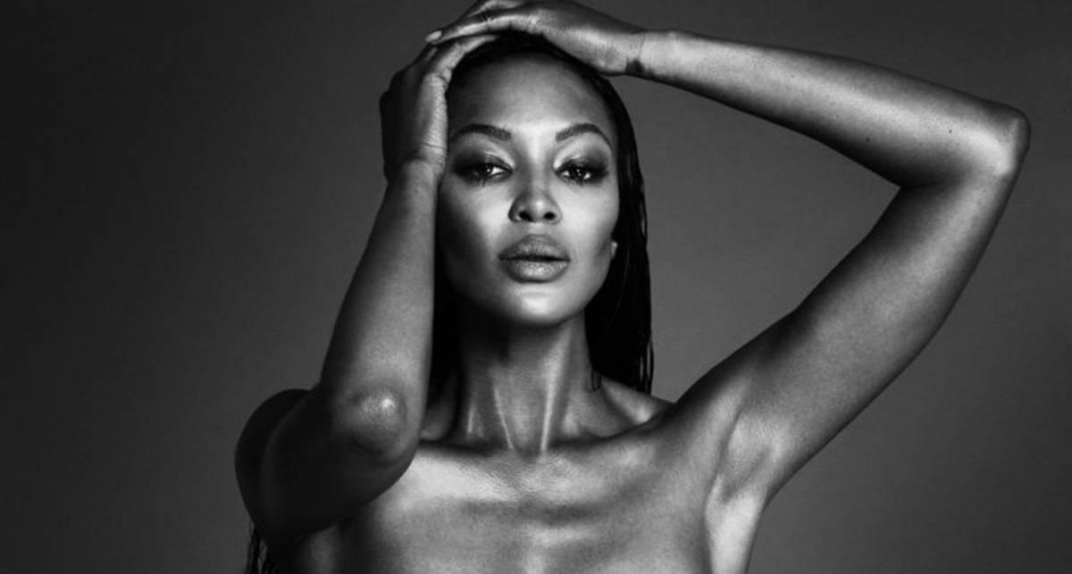 Монохромная эротика: Interview раздел дорогих моделей