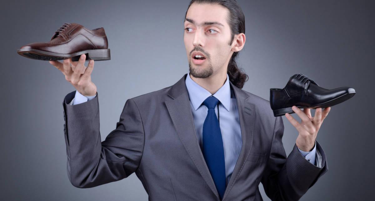 Обувь для офисных парней: ТОП-10 пар