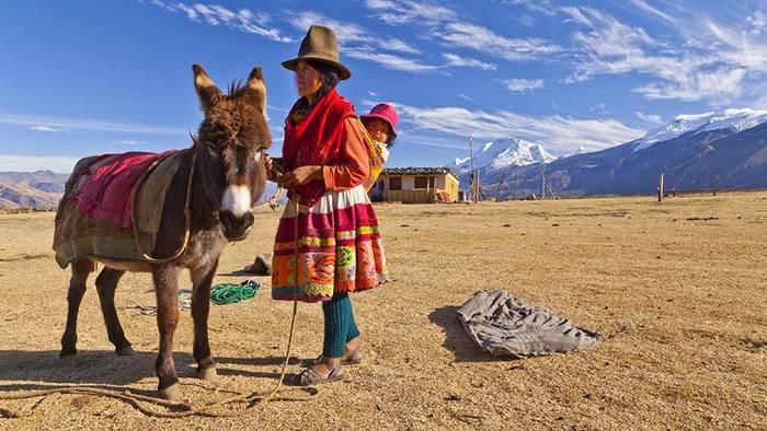 Обитатели горных районо легко переносят жизнь при недостатке кислорода
