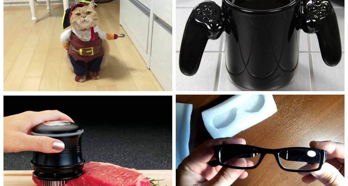 Костюм пирата для кота и кружка-джойстик для геймеров: ТОП-5 необычных товаров из китайских интернет-магазинов