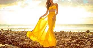 """Красотка дня: """"Мисс Вселенная 2018"""" Катриона Грей"""