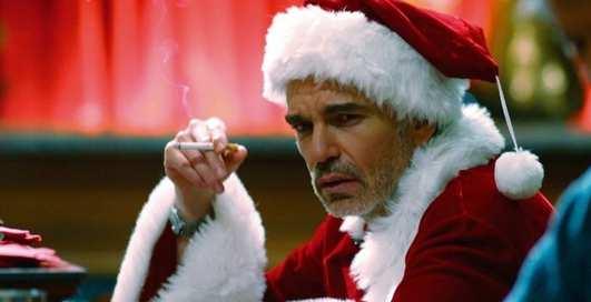Битва Дедов Морозов в Одессе и Снегурка-смотрящая