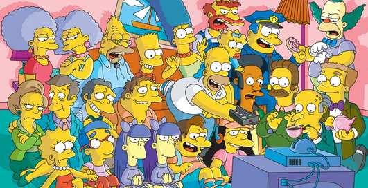 30 лет с «Симпсонами»: ТОП-11 фактов о сериале