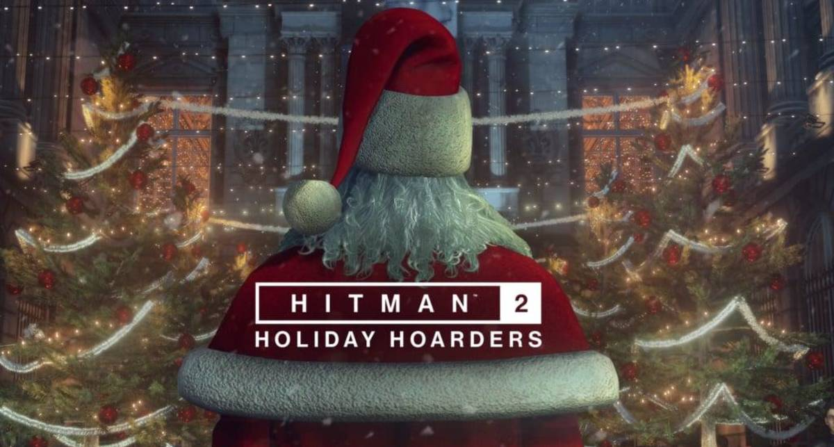 Игра HITMAN 2 - Holiday Hoarders стала бесплатной в Steam