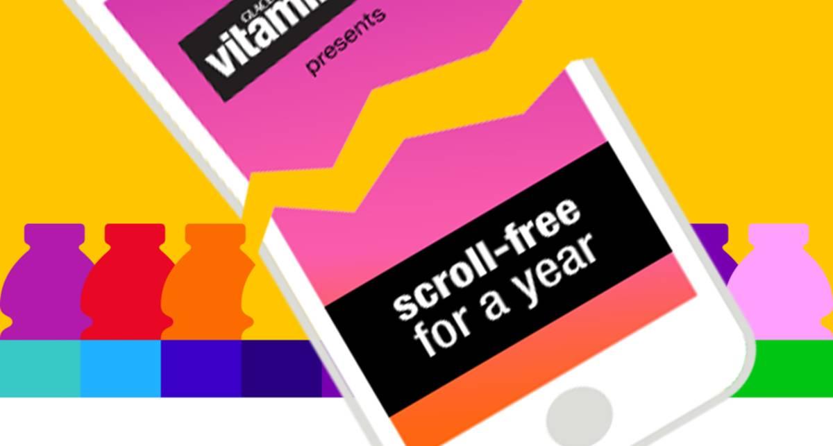 За отказ от смартфона на год VitaminWater заплатят $100 000