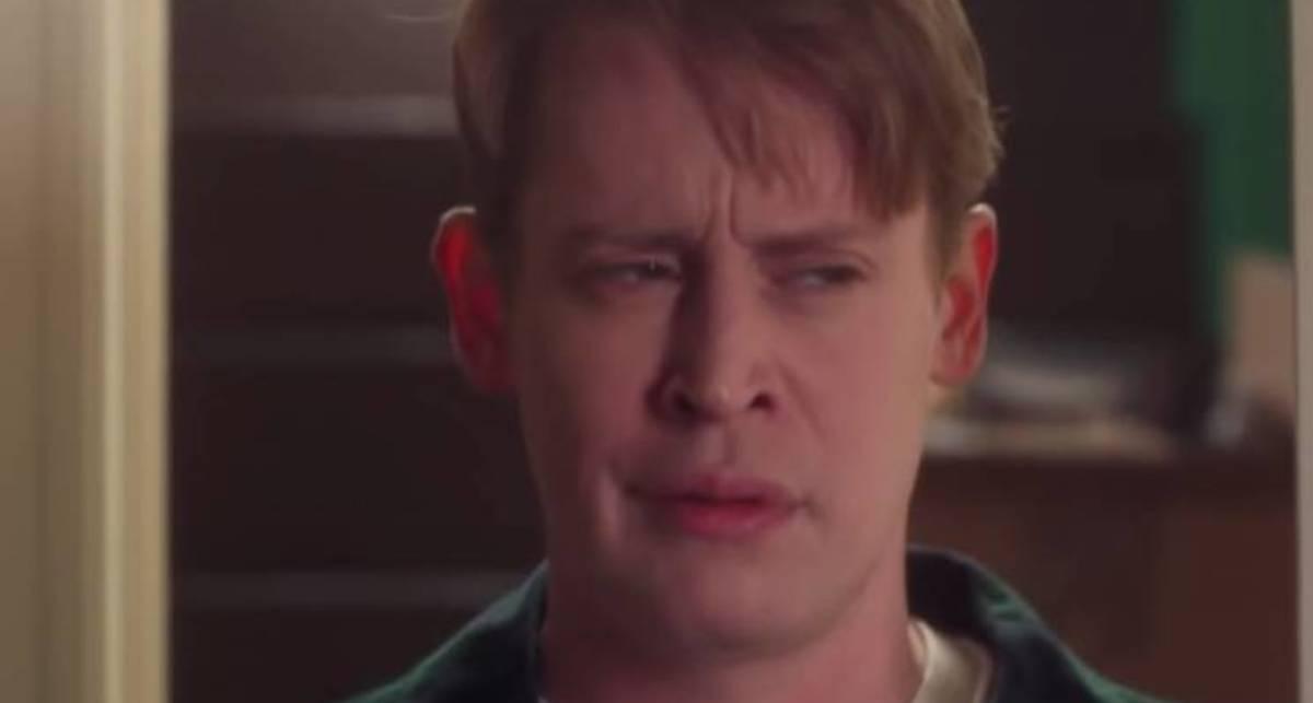 Новый Один Дома: Маколей Калкин опять сыграл Кевина в рекламе Google