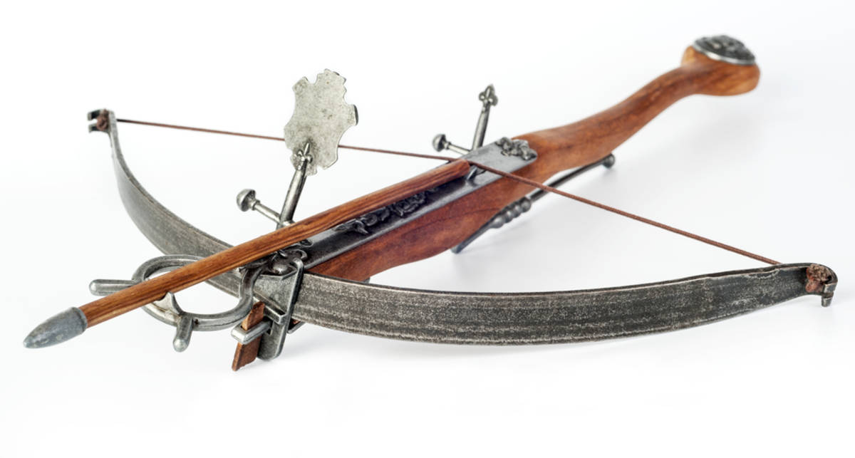 Истоки современного вооружения — 25 веков эволюции