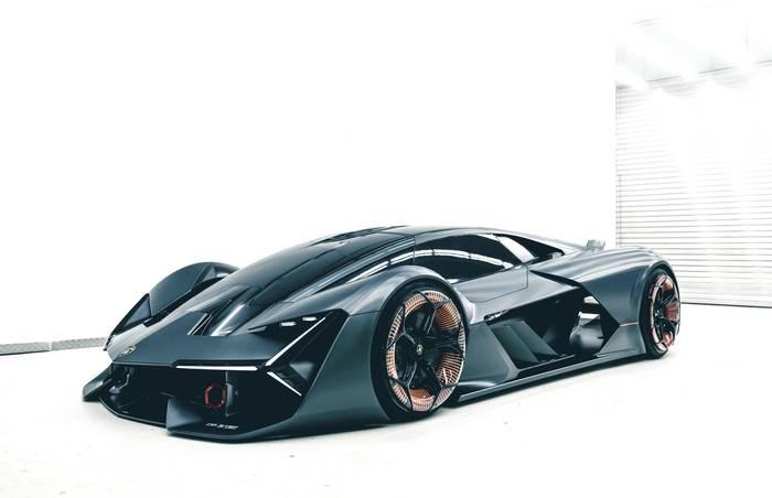 Концепт-кар планируют запустить в производство в 2019