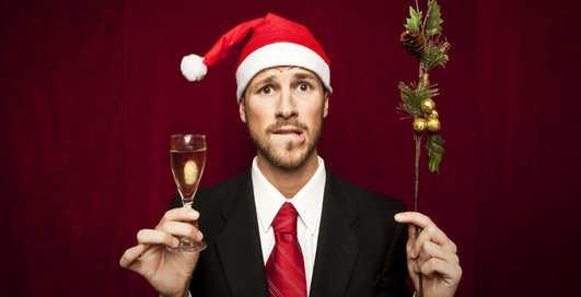 Новогодний корпоратив: что надеть, чтобы выглядеть стильно