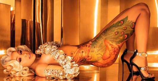Самый сексуальный клип года: Певица Cardi B спела голой