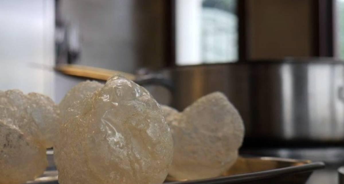 Блюдо от шеф-повара: В итальянском ресторане готовят жареный воздух