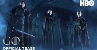 """Винтерфелл и Белые Ходоки: HBO показала тизер """"Игры престолов"""" и назвала дату выхода сериала"""