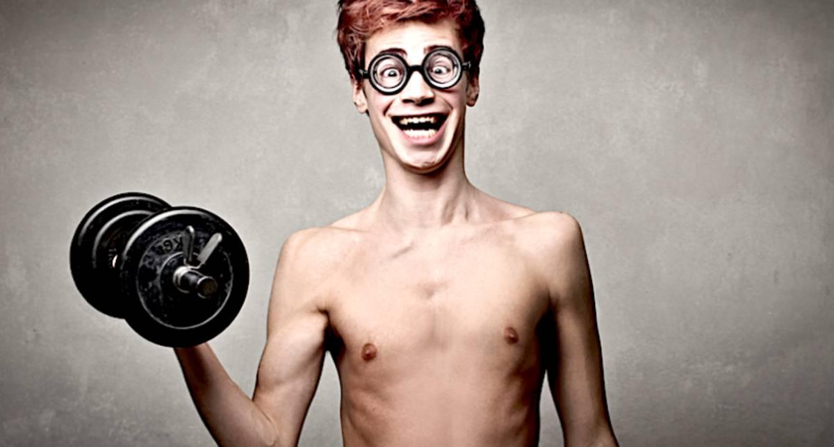 Буду как Шварц: как набрать мышечную массу?