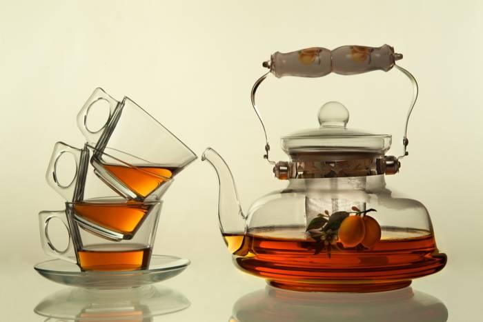 Чая много... бывает!