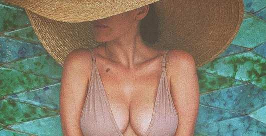 Даша Астафьева показала горячие фото со сказочного Бали