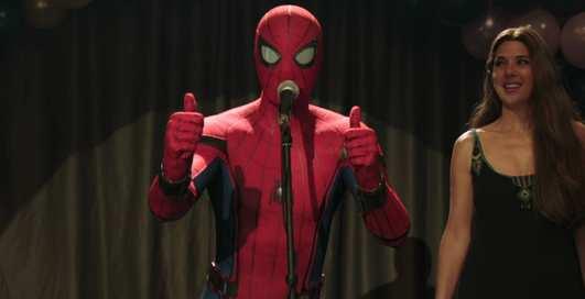 """""""Человек-паук. Вдали от дома"""": вышел тизер с Холландом и Джилленхолом"""