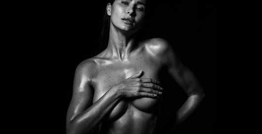 Красотка дня: модель Playboy из Бразилии Ракель Сантолая