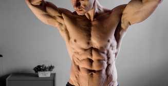 Как накачать прямую мышцу живота?