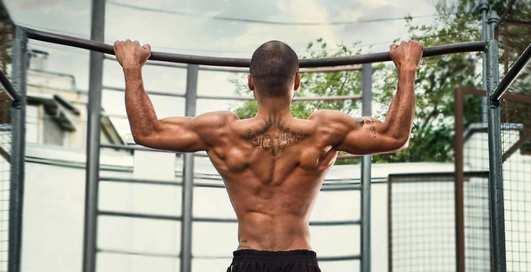 Тело в дело: простая тренировка с собственным весом