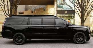 Если ты олигарх: идеальный броневик Cadillac Escalade
