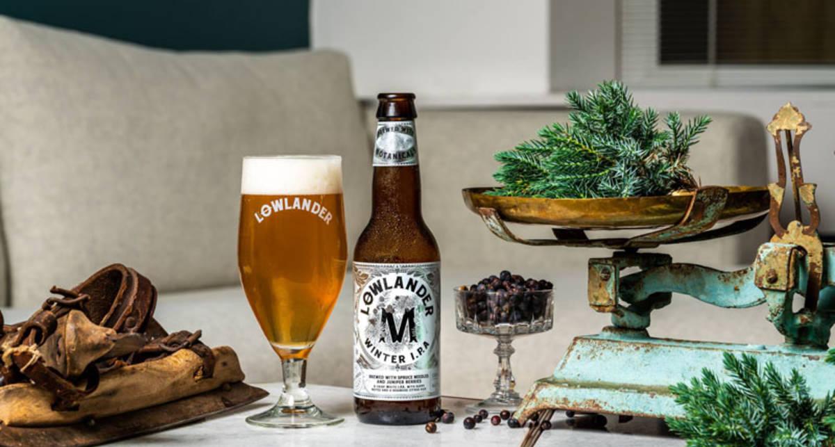 Зимнее пиво: в Нидерландах сварили хмельной напиток из елок
