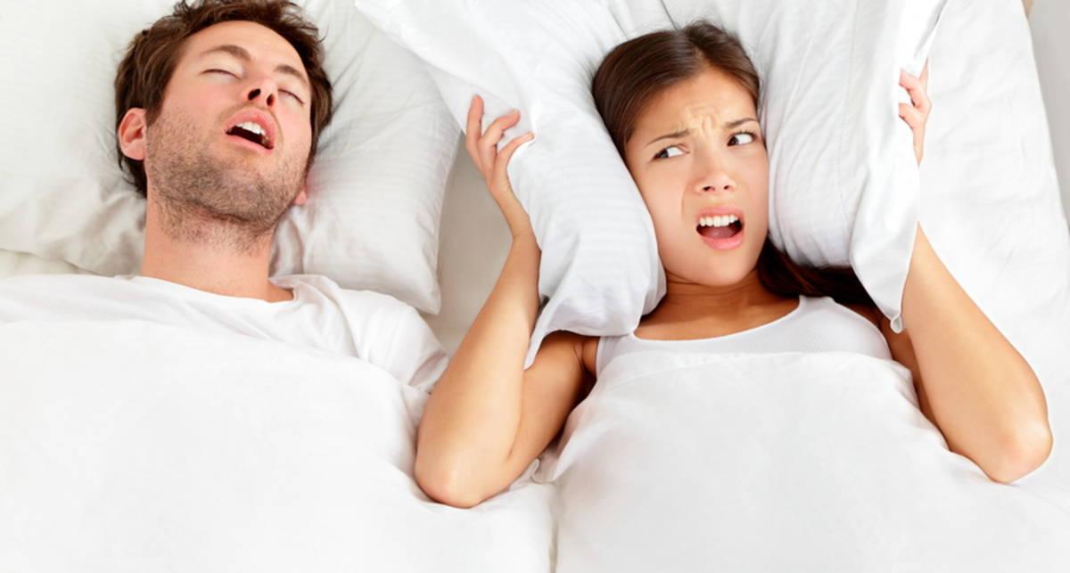 Ночной гром: как побороть храп?