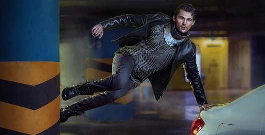 Рыцари среди нас: фотопроект Caballero с самыми известными украинцами