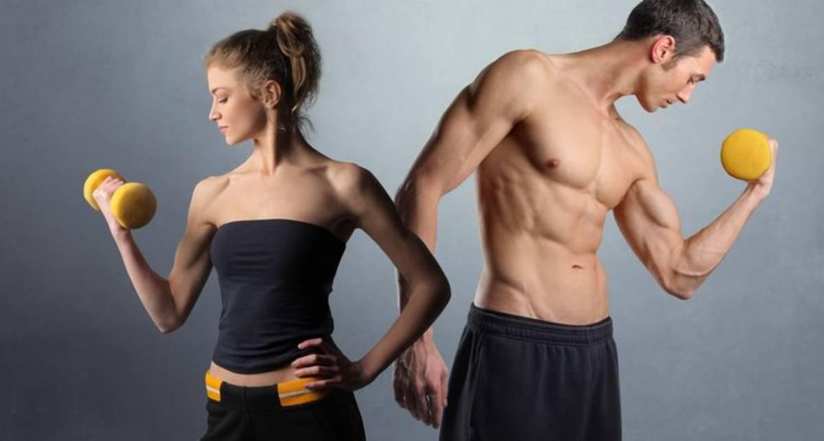 Можно и с одной: 4 эффективные упражнения с гантелью