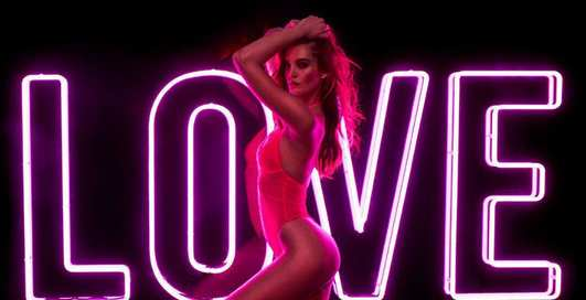Ангелы любви: модели Victoria's Secret в соблазнительном белье ко Дню влюбленных