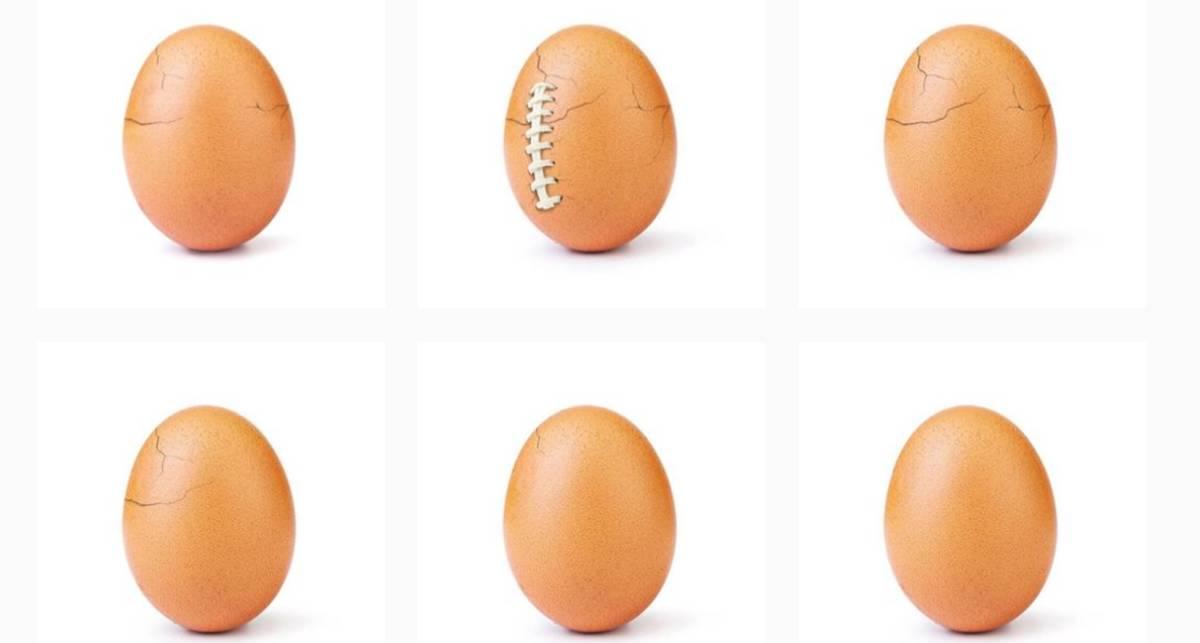 Тайна раскрыта: Instagram-яйцо оказалось пшиком?