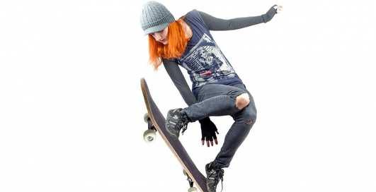 Как самостоятельно сделать скейт