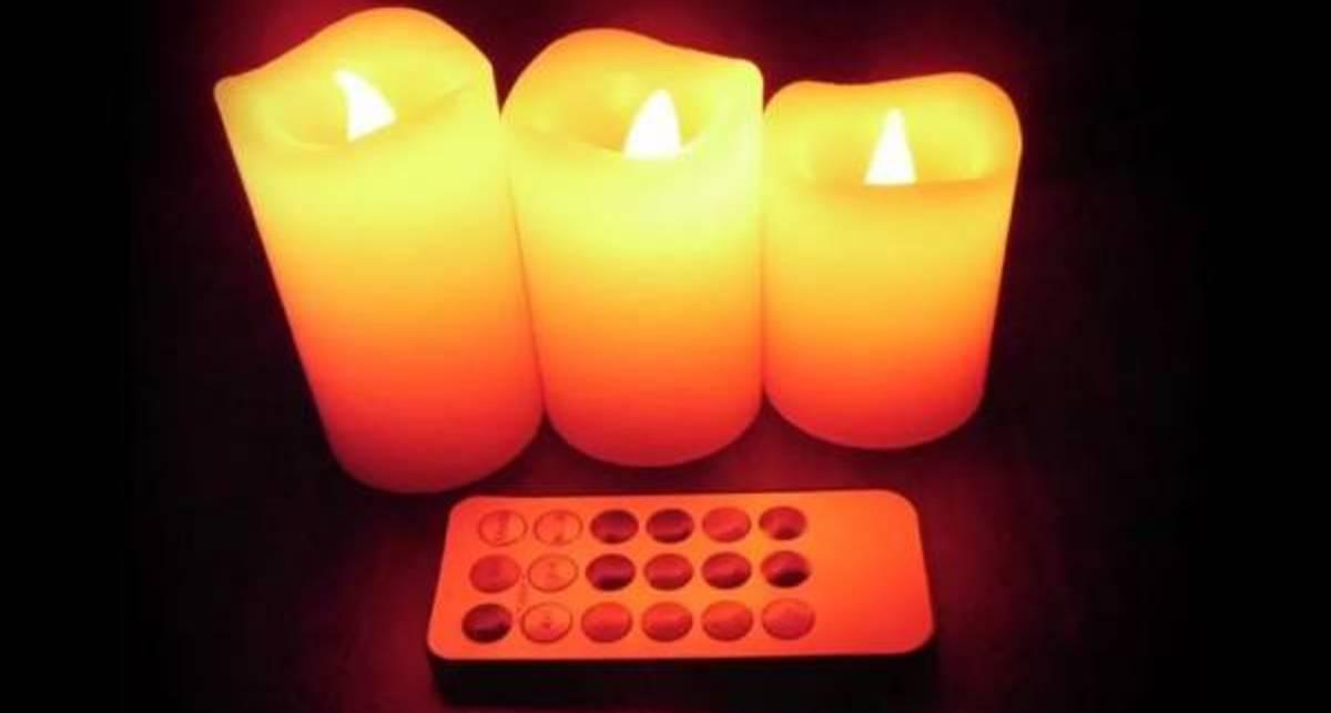 Диодные свечи и шапка со встроенными наушниками: ТОП-5 товаров из Китая