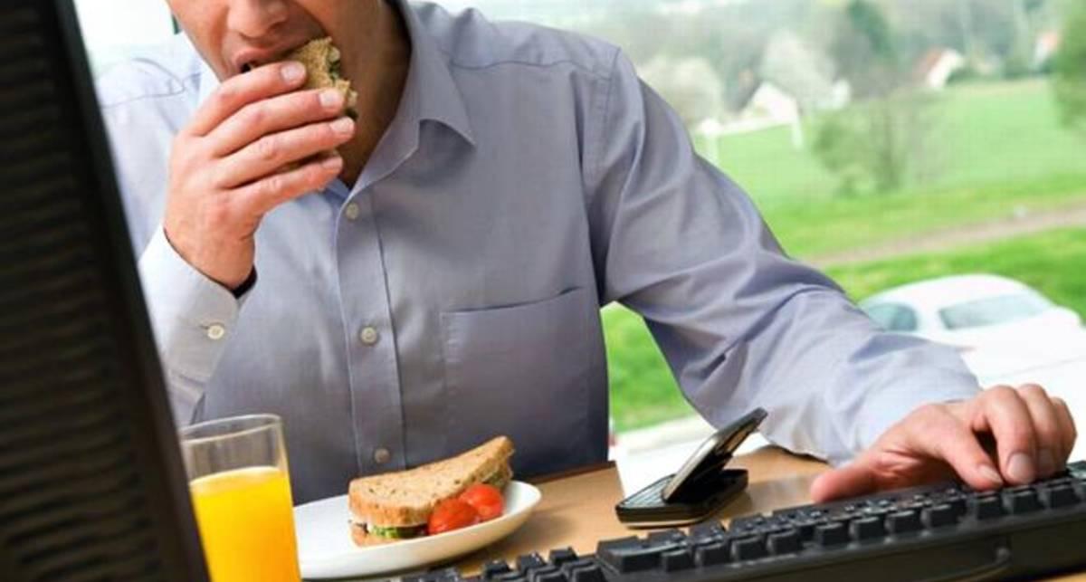 Что будет, если отказываться от обеденного перерыва