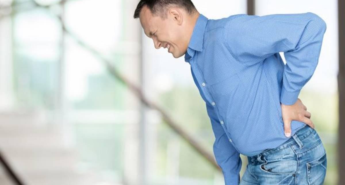 5 ежедневных причин болей в спине