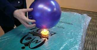 Как сделать огнеупорный шарик в домашних условиях – эксперимент